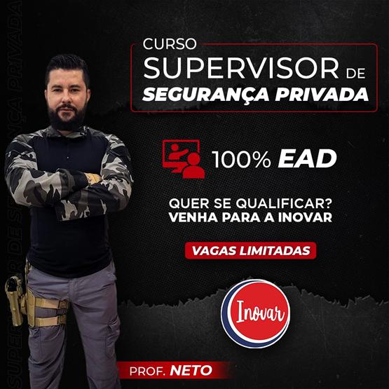 SUPERVISOR DE SEGURANÇA PRIVADA
